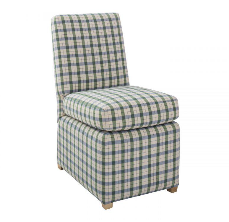 Dining Slipper Chair