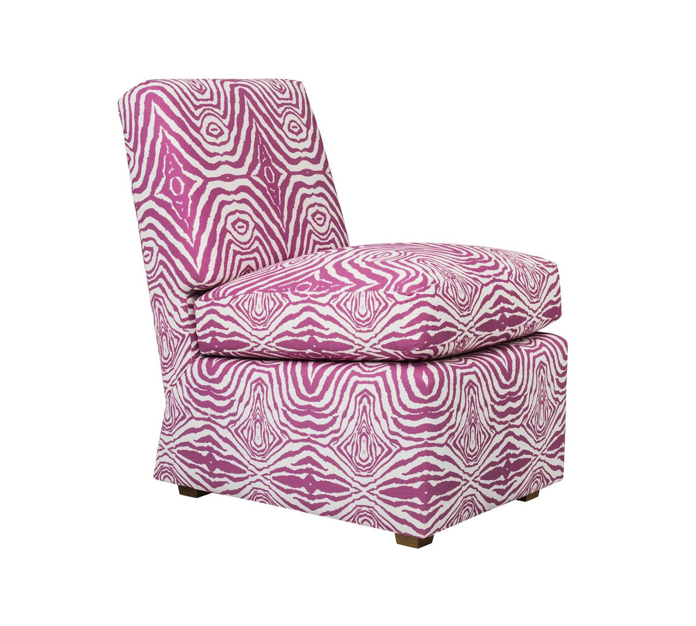 Small Slipper Chair Billy Baldwin Studio
