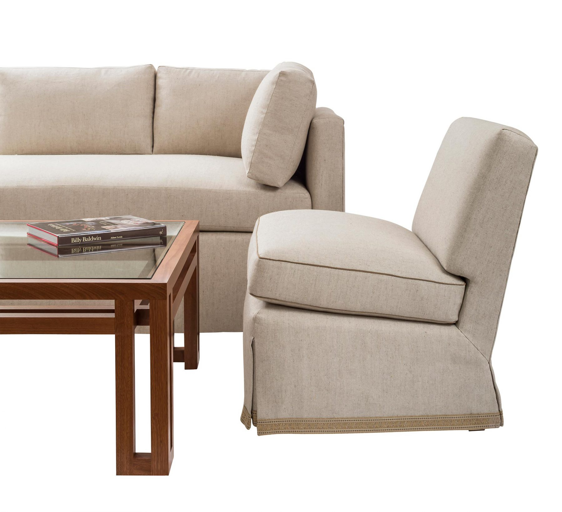 Tuxedo Sofa – Billy Baldwin Studio