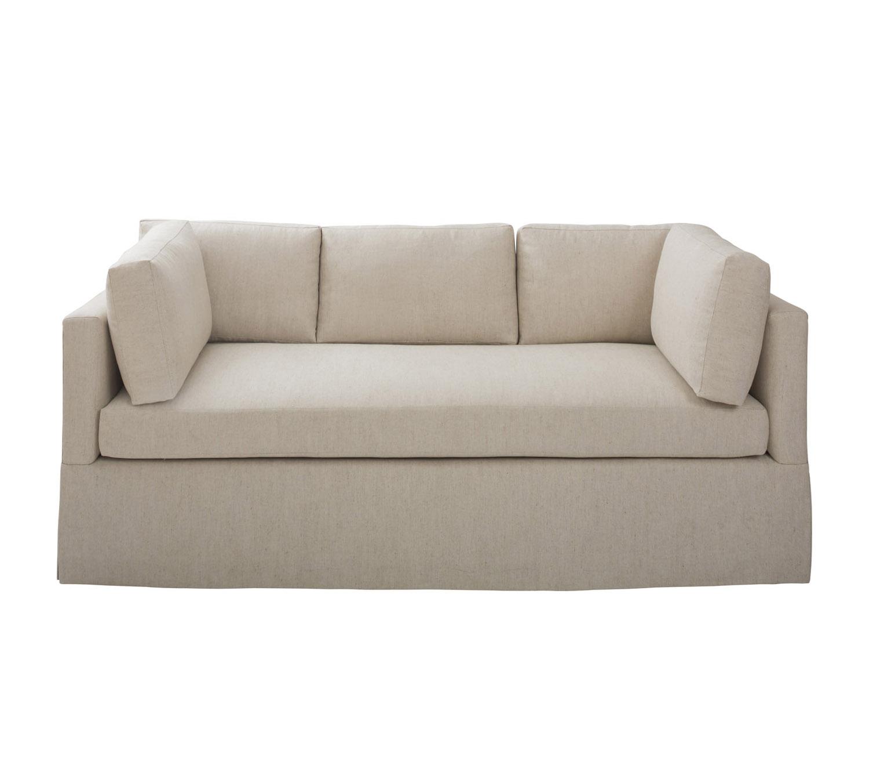 Billy Baldwin Tuxedo Style Sofa Refil Sofa