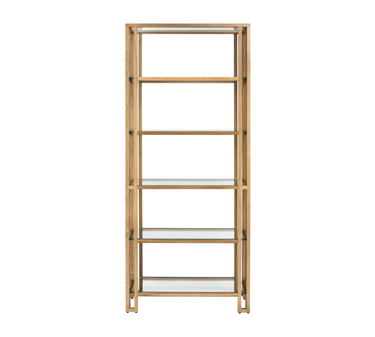 Wood Etagere Billy Baldwin Studio